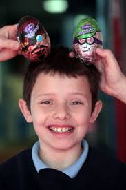 Stephen Creighton who won Easter eggs for all his classmates - stephen-creighton-who-won-easter-eggs-for-all-his-classmates-411592396