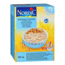 купить, цена и отзывы, Каша <b>Нордик</b> (<b>Nordic</b>)