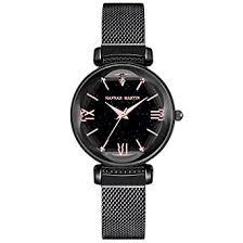 Buy <b>Binzi</b> Quartz Watch for Woman Managtic Mesh Strap Ins ...