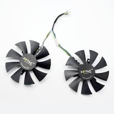 <b>2Pcs</b>/<b>Lot</b> New <b>85mm</b> GFY09010E12SPA GA91S2H <b>4Pin Cooler</b> Fan ...