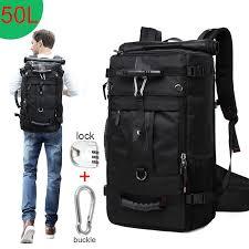 KAKA Mochilas <b>Men Women Backpack</b> 15.6 Laptop Bag USB ...