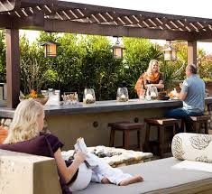 kitchen design entertaining includes: outdoor kitchen design ideas there