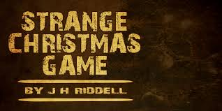 Review of A Strange Christmas Game | The Books of Daniel