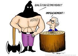 Resultado de imagem para impeachment charge