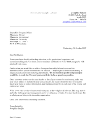 cover letter layout example template cover letter layout example