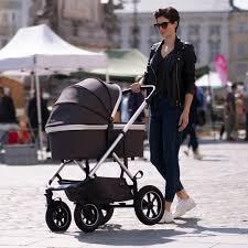 Обзор <b>коляски Moon Nuova Air</b> 2020 от магазина Boan Baby