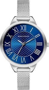 Наручные <b>часы Romanson RM0B05LLW</b>(BU) — купить в ...