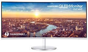 <b>ЖК монитор Samsung C</b> 34 J 791 WTI