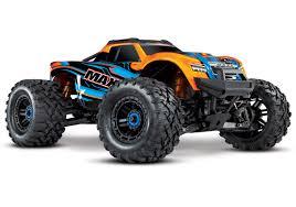 <b>Радиоуправляемая машина TRAXXAS Traxxas</b> Maxx <b>1/10</b> 4WD ...