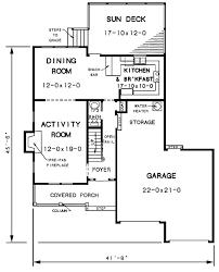 The Walton and Baths   The House Designers st floor plan