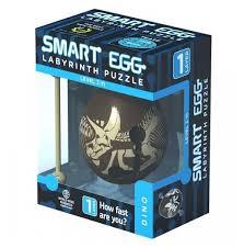 Купить <b>Головоломка</b> Smart Egg Дино (SE-87008) коричневый ...