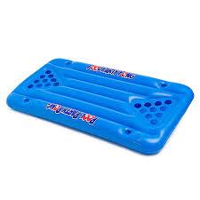 <b>Матрас надувной</b> для плавания <b>BigMouth Party</b> Pong, синий