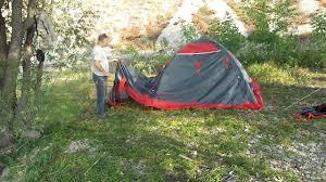 <b>Палатка Tramp Cave</b>-<b>3</b>. Часть-1. - YouTube