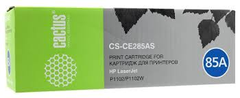 Купить <b>Картридж</b> лазерный <b>Cactus CS</b>-<b>CE285AS</b> черный (1600стр.)