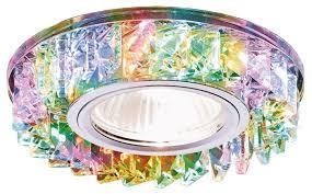 <b>Встраиваемый светильник Ambrella light</b> S255 CH/M, хром ...