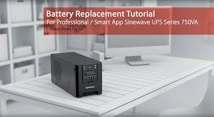 <b>CyberPower</b> Releases <b>Battery</b> Replacement Videos for <b>Professional</b> ...