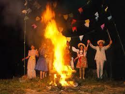 Fogueira Junina Eventos Festas