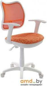 Компьютерное <b>кресло Бюрократ CH</b>-<b>W797/OR/GIRAFFE</b>