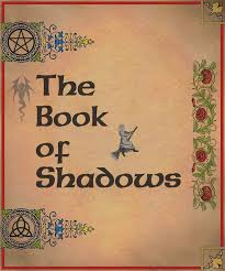 book of shadows cover page by sandgroan on book of shadows cover page 1 by sandgroan