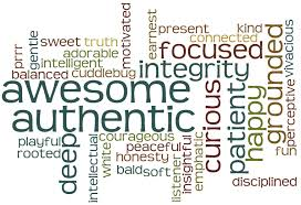 Michael McDonald Integrity Coach I asked my friends and peers to describe me using words and