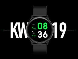 <b>COBRAFLY</b> KW19 <b>smart watch</b> men android IOS waterproof ...