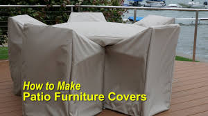 how to make patio furniture covers youtube amazing patio chairs covers