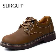 Handmade Breathable Men Oxford Shoes <b>Top Quality</b> Flats ...