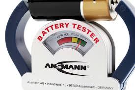<b>Battery Tester</b> - <b>ANSMANN</b> AG