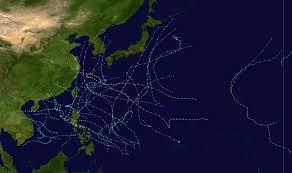 saison cyclonique 2000 dans l'océan Pacifique nord-ouest