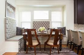 Dining Room Settings Dining Room Eclectic Dining Room Banquette Bench Wrapping