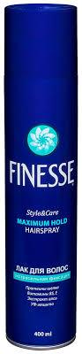 Купить <b>лак для волос Finesse</b> Maximum Hold 400 мл, цены в ...