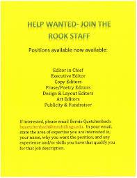 jobs internships msu billings rook call