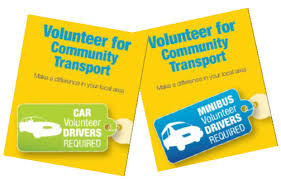 Volunteer Drivers