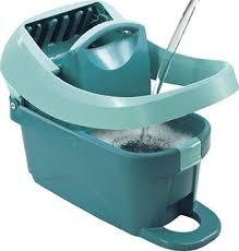 <b>Ведро</b> для мытья полов <b>Leifheit</b> с отжимом <b>Wiper Cover</b> Press Profi