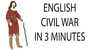 english civil war minute history english civil war 3 minute history