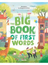 Big <b>Book</b> of <b>First</b> Words <b>Издательство CLEVER</b> 8279163 в ...