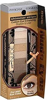 Physicians Formula <b>Shimmer Strips Custom Eye</b> Enhancing Eye ...