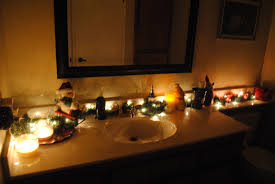 bathroom decoration candles candle lighting ideas