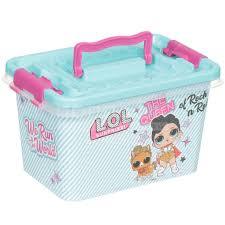 <b>Ящик для игрушек Альтернатива</b> LOL Surprise М7634, 4 л в ...