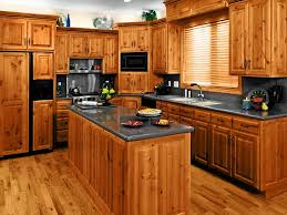 apply unfinished kitchen cabinets ideas