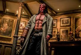 Review: If you're not a superfan, '<b>Hellboy</b>' is hell, boy