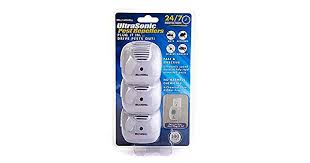 3 Pack Bell Howell <b>Ultrasonic</b> Pest Repellers With Dusk-To-Dawn ...