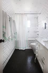 white hex tile beautiful