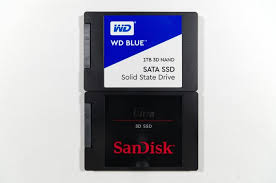 One Design, Two Products: The <b>SanDisk Ultra 3D</b> (1TB) and WD ...