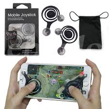 Universal Mini Mobile <b>Joystick</b> Dual <b>Analog Joysticks</b> Samrtphone ...