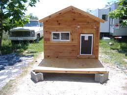 Double Dog House Plans Free    Plans Free PD Download Extra Dog House For