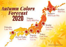 Autumn in Japan <b>2020</b>: <b>Fall</b> Foliage Forecast (+Best Areas, Nearby ...