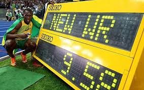 Usain Bolt Records