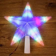 Верхушка для ели <b>Neon</b>-night Звезда 31 <b>LED</b> 22 см ...