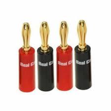 <b>Разъем</b> типа банан <b>Real Cable</b> B6020